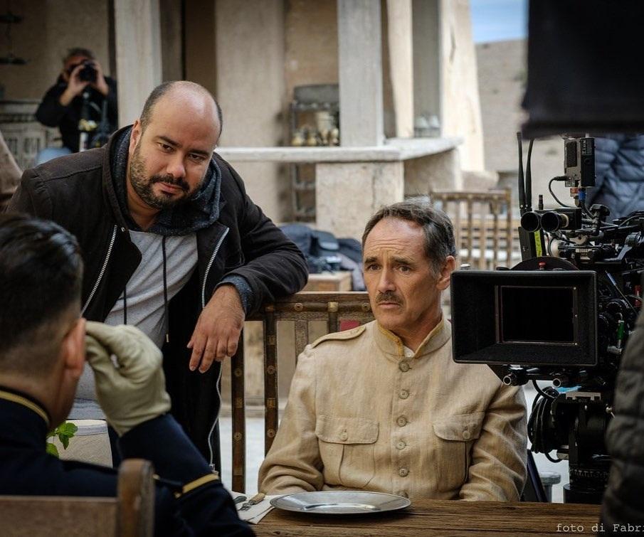 Protagonizada por el ganador del Oscar Mark Rylance dirigido por Ciro Guerra