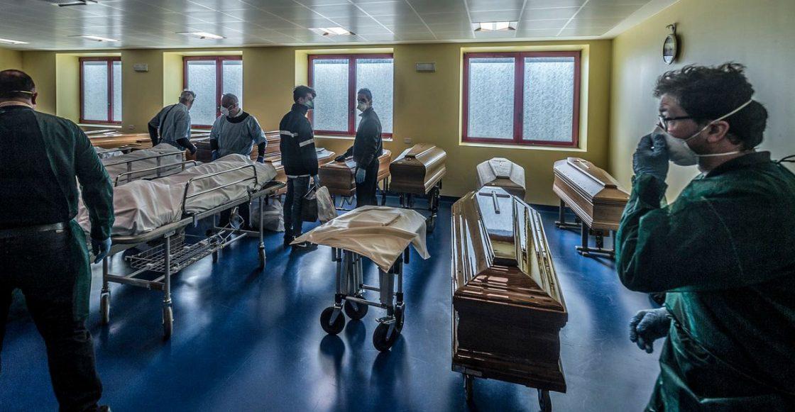 Muertos en Italia por Coronavirus