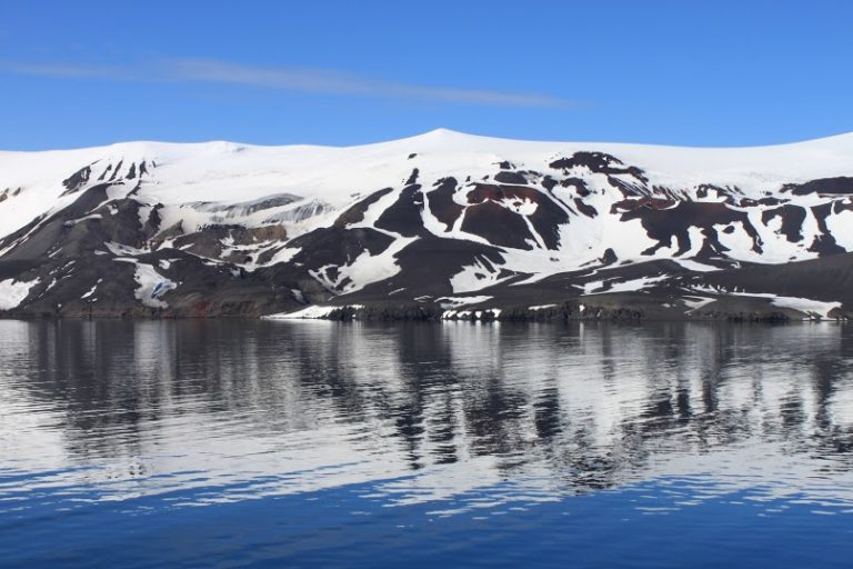 Península antártica. Foto: Blanca Figuerola (UB-IRBio)