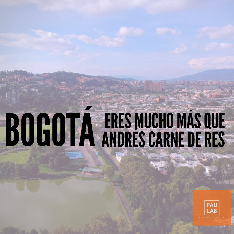 Bogotá, la gran ciudad