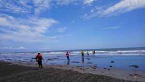 Pesca en Salahonda