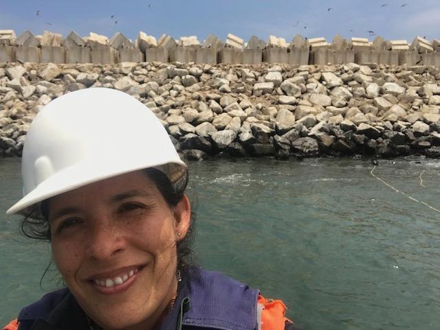 Ximena Vélez-Zuazo considera el uso de sensores remotos que recolecten datos. Foto: Archivo personal.