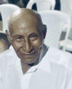 Abuelo Antonio Bolívar