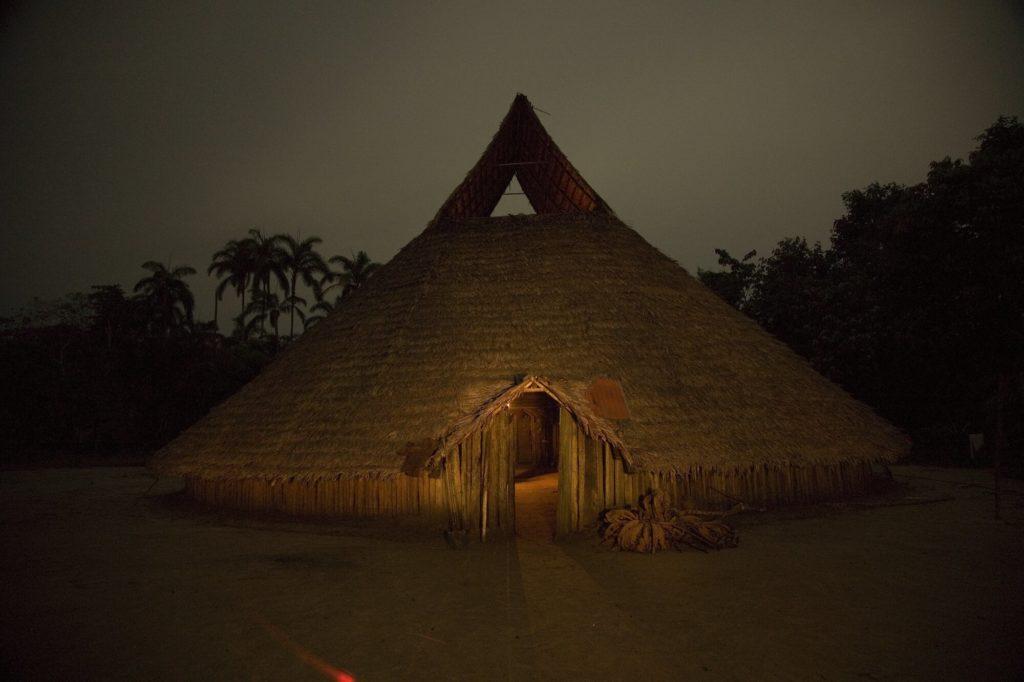En la Amazonía oriental colombiana también habitan indígenas en aislamiento voluntario. Foto: Sergio Bartelsman, Fundación Gaia Amazonas.