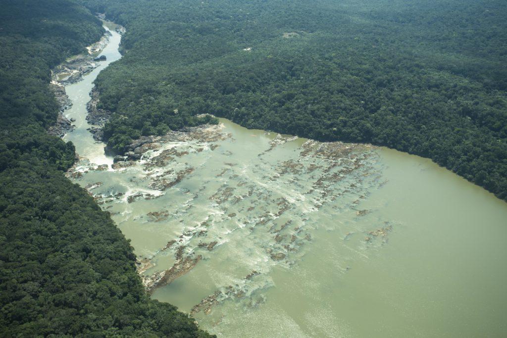 18 millones de hectáreas en la Amazonía oriental colombiana llevan décadas en un limbo legal. Foto: Juan Gabriel Soler, Fundación Gaia Amazonas.
