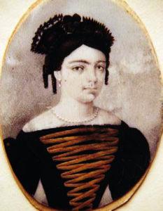 Francisca Zubia La Mariscala