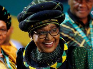 Winnie Mandela