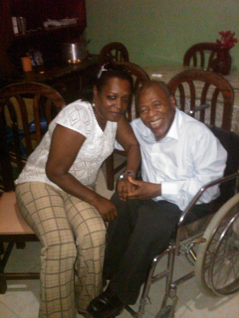 La vez que conocí a mi escritor querido Arnoldo Palacios (Q.E.P.D.) en su casa de Cértegui Chocó.