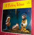 Acetato navideño, composiciones de Jeremías Quintero.