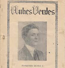 Revista Nubes Verdes, 1924.