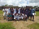 Jovenes futbolistas, El Charco Futbol Club, (Foto ECFC).