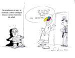 caricatura sabado 26 marzo 2021