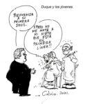 caricatura 22 mayo