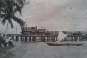 Ferrocarril, Puente El Pindo, Tumaco.