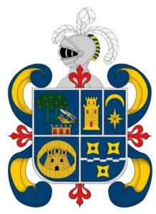 Escudo de armas Bernardino García de Valdivieso