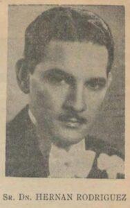 Nano Rodrigo, en revista Pasto,1940.