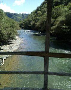 Rio Güiza, Ricaurte, Nariño.