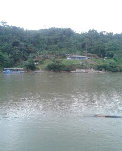 Rio Telembí, Barbacoas.
