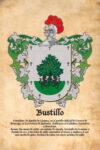 escudo - Bustillo